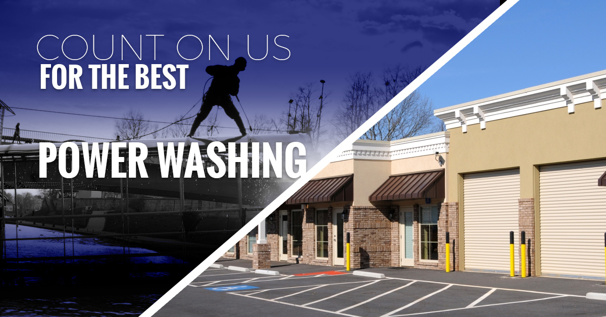 Pressure Washing Lake Worth: Benefits of Commercial Pressure