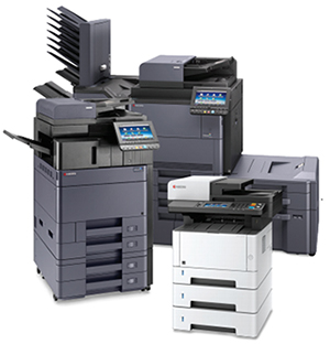 Copier and printer equipment available for repair services