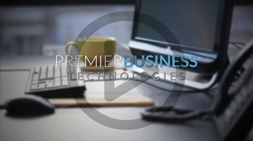 Premier Business Technologies introductory video about us