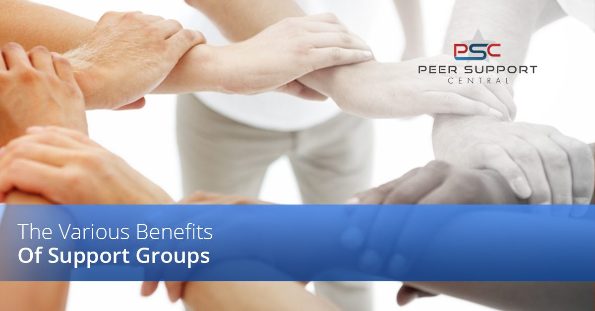 The Various Benefits Of Support Groups