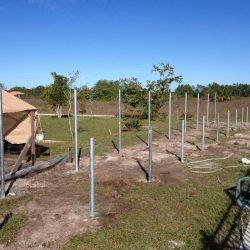 Installing Solar System Infrastructure