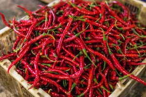 Asian Chili Peppers
