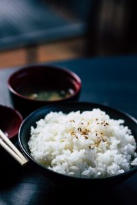 Steamed White Rice
