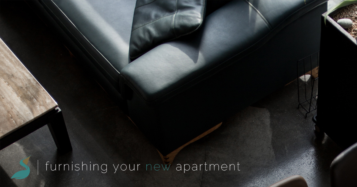 Pelican Bluff Apartments: Furnishing Your New Apartment