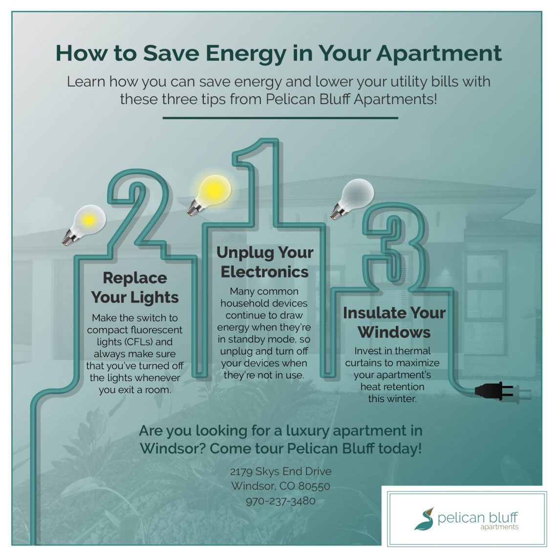 Apartments for Rent Windsor: How to Save Energy in Your ...