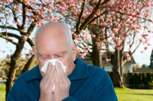 Elder Care in Atlanta GA: Symptoms of Spring Allergies