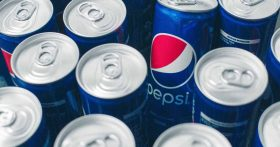 Picture of Pepsi cans