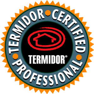 Termidor Certified Termite Control Provider
