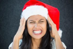 Holiday stress can lead to anxiety and weight gain. That is why we created our Holiday Fitness Survival Guide