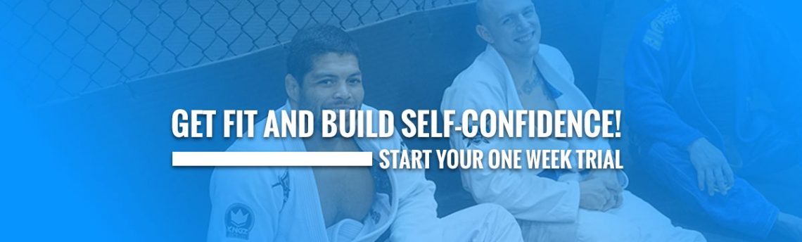 get fit and build self defence