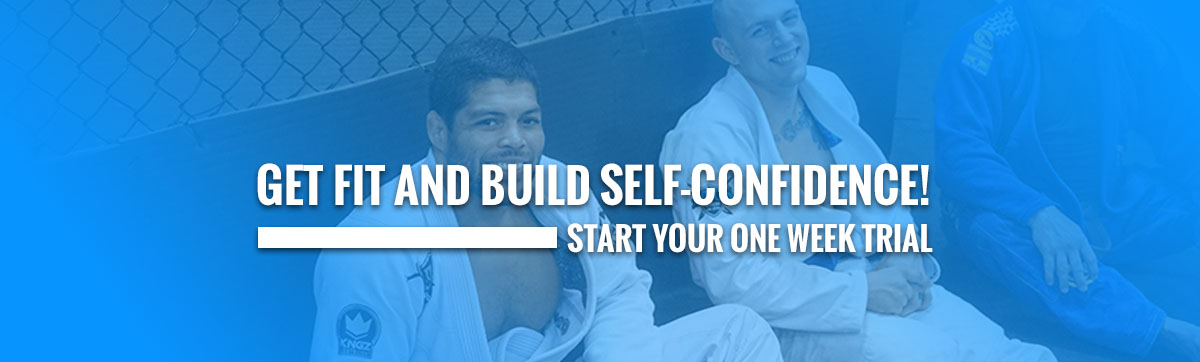 get fit and build self confidence