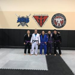 Purple Belts Phoenix Martial Arts Academy
