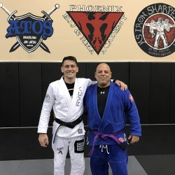 Professor Rafa Phoenix MMA and BJJ