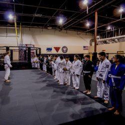 Teen Class Jiu Jitsu Training