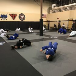 Coach Omar Brazilian Jiu Jitsu Warm Up