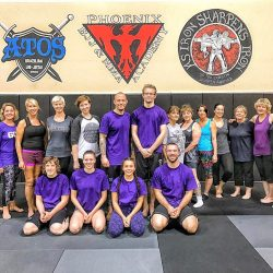 Women's Self Defense Martial Arts Academy
