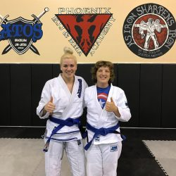 Girl Power Phoenix MMA BJJ
