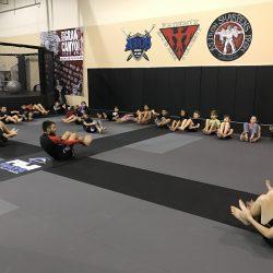 Brazilian Jiu Jitsu Kids Class
