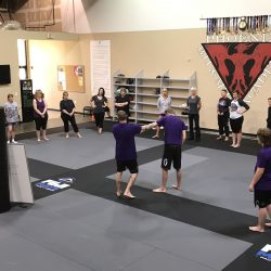 Jiu Jitsu Training Self Defense