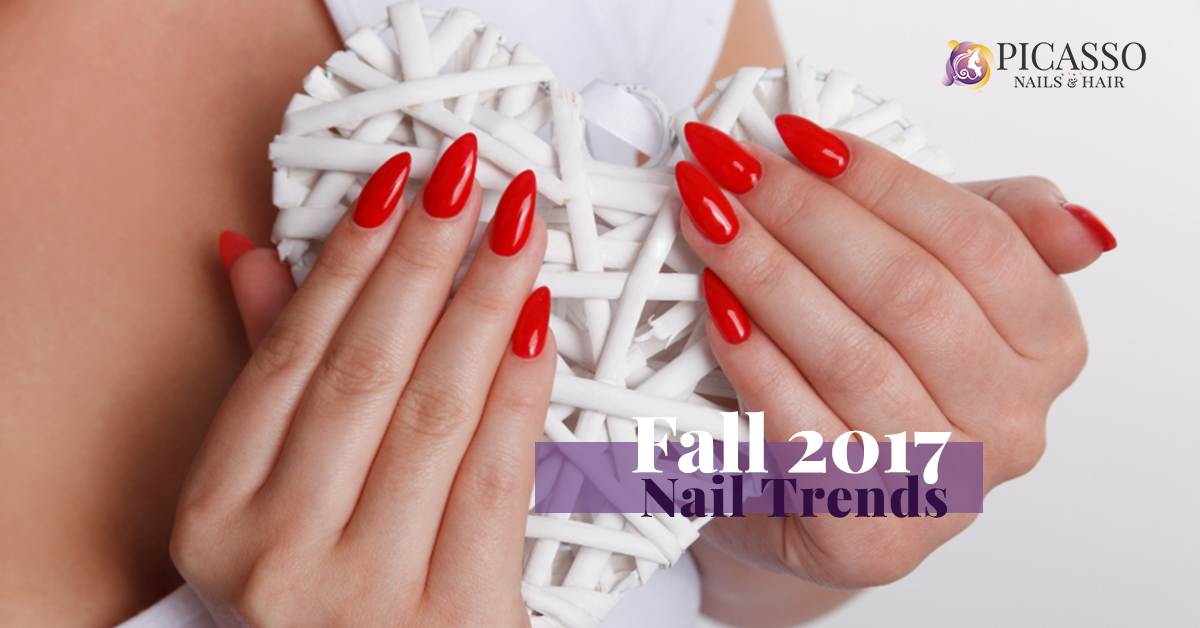 Nail Salon Houston: Fall Nail Style
