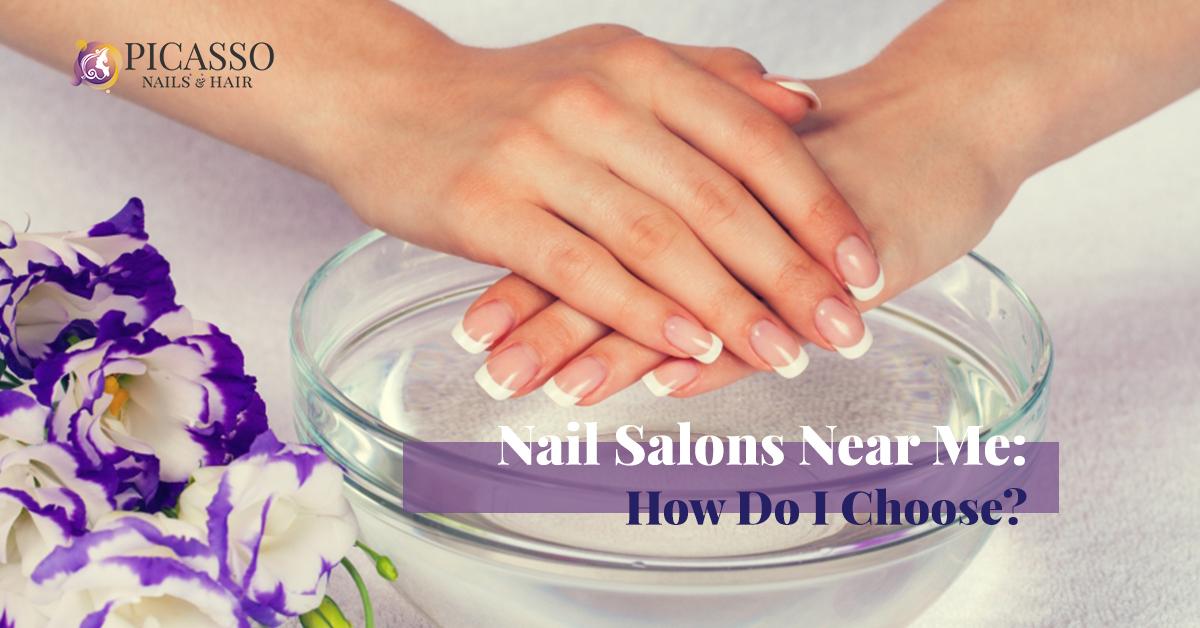 Nail Salon Houston: How To Choose A Hair Salon