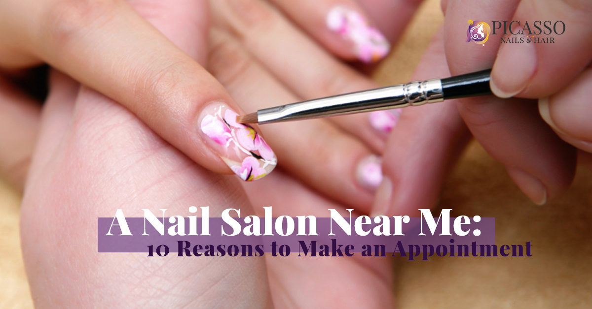 Nail Places Around Me That Are Open On Sunday – Papillon ...