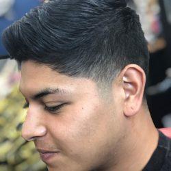Popular Guys Haircuts At Pinky's Chop Shop