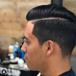 Haircuts For Guys At Pinky's Chop Shop