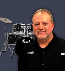 Employee Spotlight – Louis Duvall III (Drummer)
