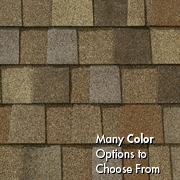Timberline® American Harvest® Roofing Shingles from Colorado roofing company Planet Roofing