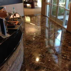 Our floor cleaning services can be customized to any type of floor. Call today!