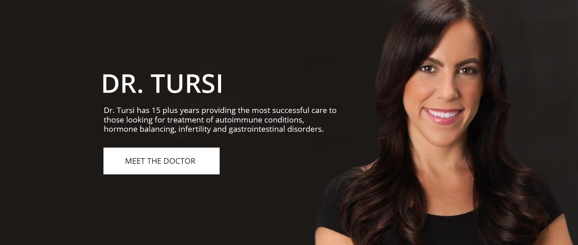 Click to Learn More About Dr Tursi