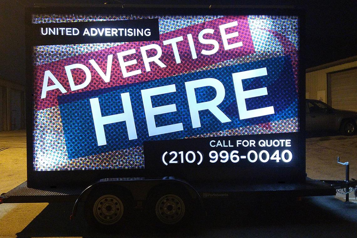 Outdoor Marketing - Backlit Billboards | Portaboards