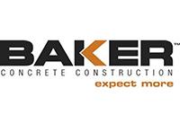 Baker Construction company logo