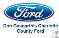Don Gasgarth's Charlotte County Ford company logo