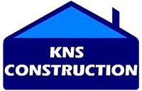 KNS Construction company logo