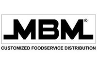 MBM company logo