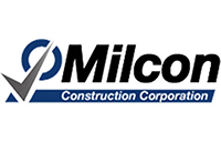 Milcon Construction company logo