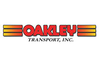 Oakley Transport company logo
