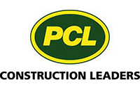 PCL Construction company logo