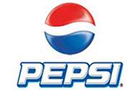 Pepsi company logo