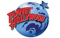 Planet Hollywood company logo