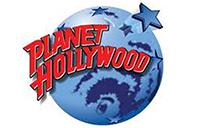 Planet Hollywood company logo