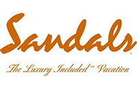 Sandals company logo