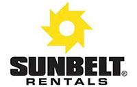 Sunbelt Rentals company logo