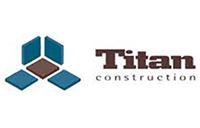 Titan Construction company logo