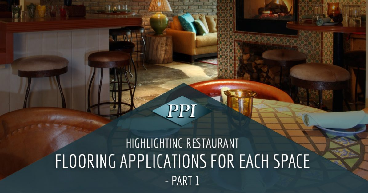 Epoxy Flooring Orlando Restaurant Flooring Options For