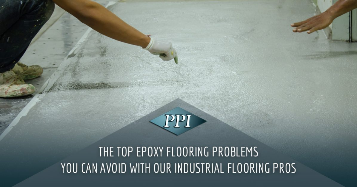 Epoxy Flooring Orlando 4 Epoxy Flooring Problems You Can Avoid