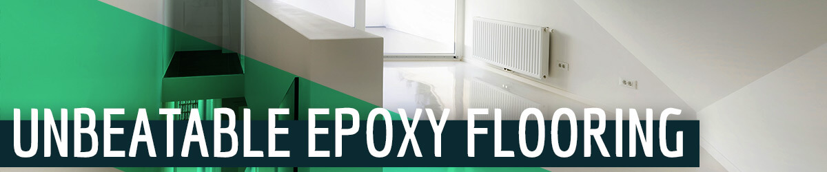 Unbeatable Epoxy Flooring