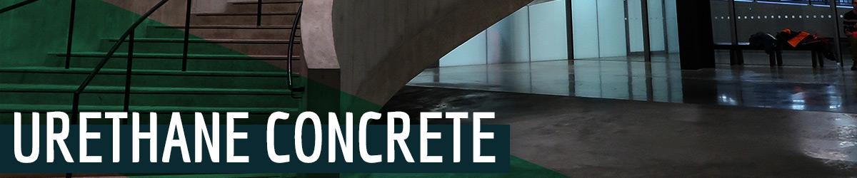 Urethane Concrete